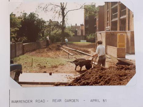 Landscape work 1981
