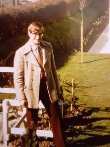 Dad, 1974